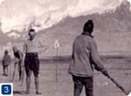 Hockey in Himalaya. Frederick Campbell collection