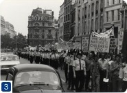 First London Gay Pride march, 1972