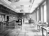 Library at the London School of Hygiene & Tropical Medicine, 1929